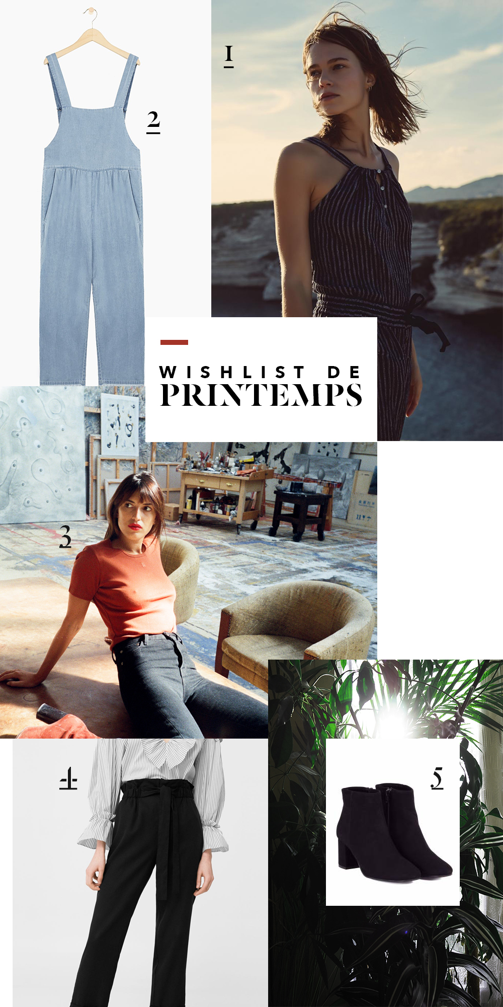 Wishlist-printemps